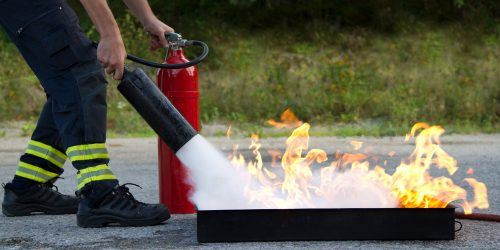 BHV basisopleiding module brand en ontruiming